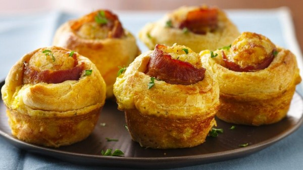 Glazed Bacon Rollups and 19 More Cray Cray Recipes From the Pillsbury ...