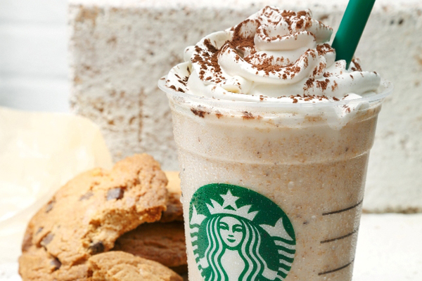Starbucks Cookie Frapp