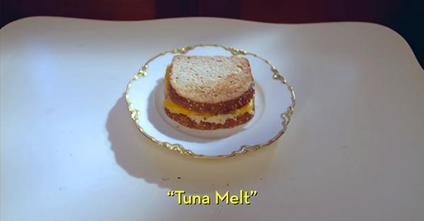 Tuna Melt Video