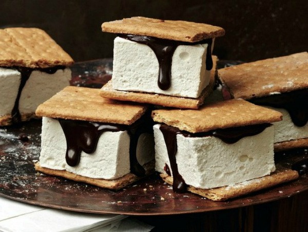 maple-syrup-smores