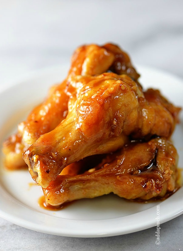 maple-syrup-wings
