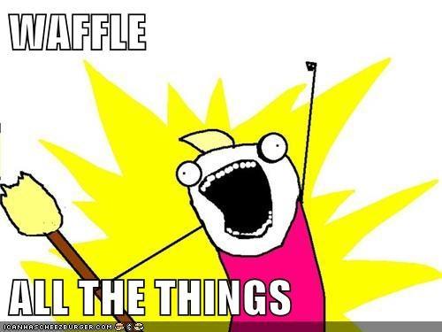 waffle all