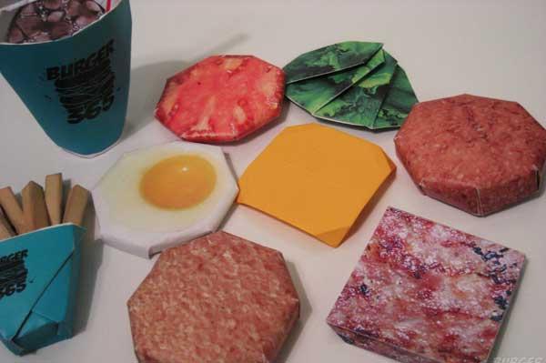 Origami Japanese Food Recipe