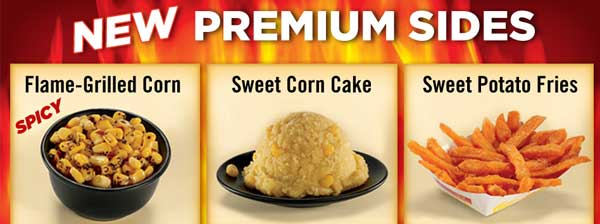El Pollo Loco Sweet Corn Cake