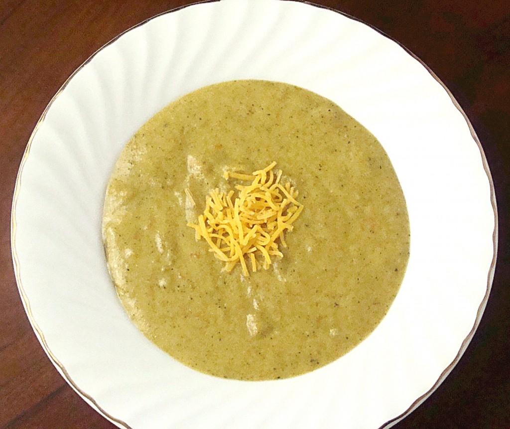 panera copycat broccoli cheese soup