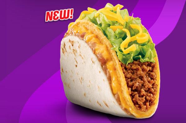 double decker taco supreme calories