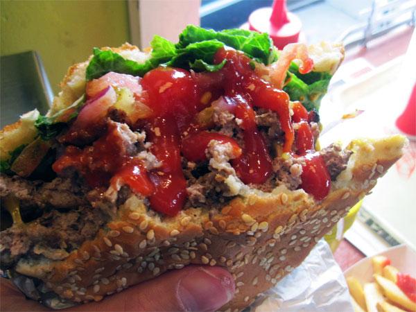 Red Mill Burger Ketchup