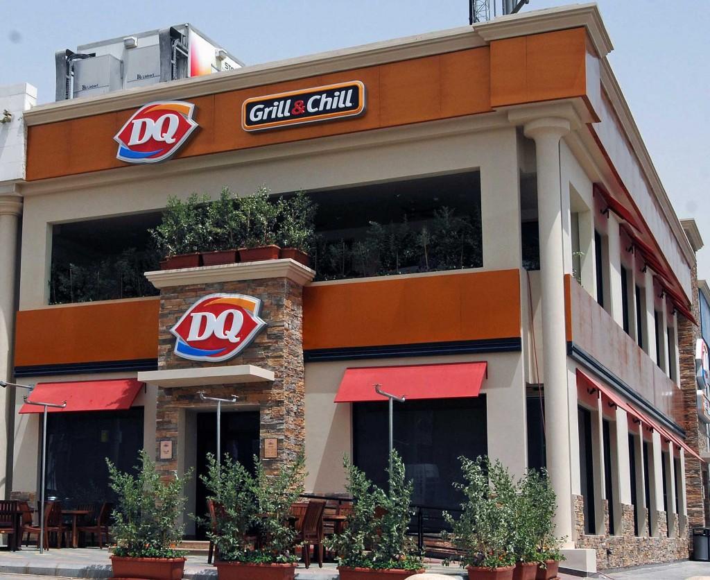 Saudi Arabia DQ Grill & Chill