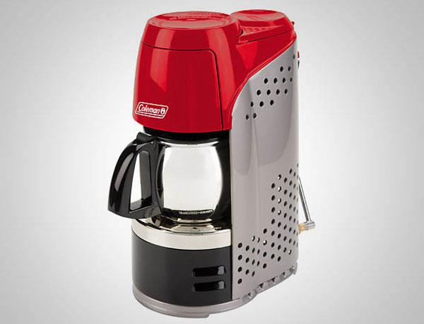 Portable Propane Coffee Maker : Coleman Portable Propane Coffeemaker