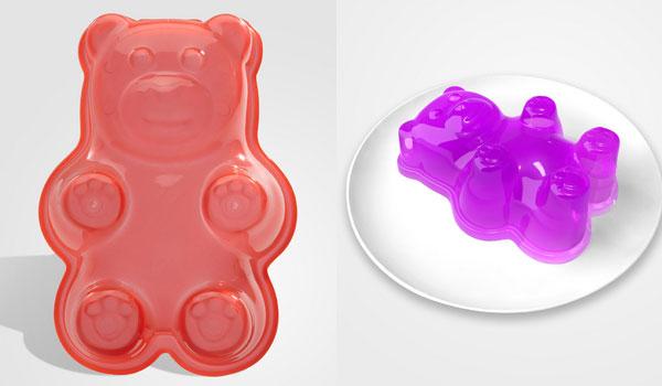 Giant Gummy Bear Mold