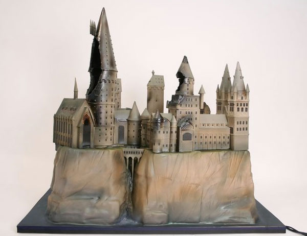 charm city cakes reveals the most elaborate harry potter