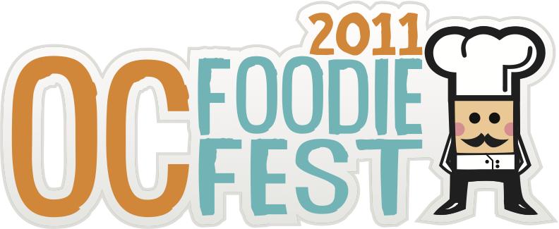 OC Foodie Fest Logo