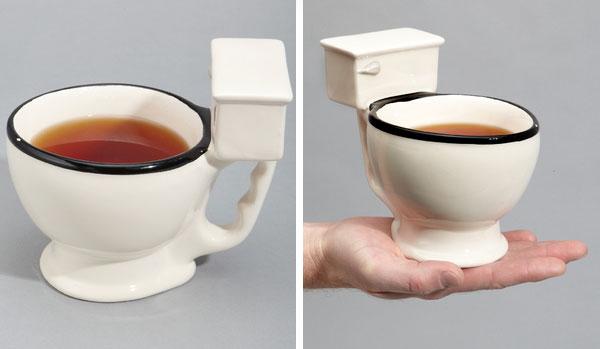 Toilet Mug Drink Like Your Dog