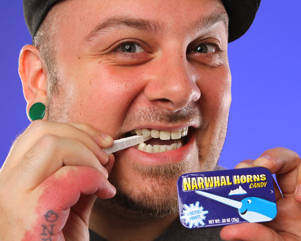 Narwhal Horn Mints