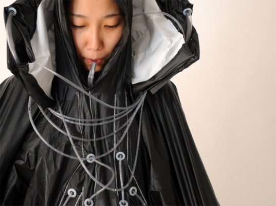 Water Filtration Raincoat