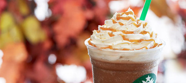 Starbucks Introduces Salted Caramel Mocha Frappuccino