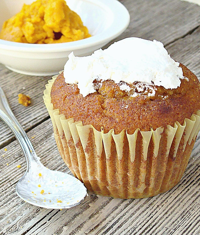 Pumpkin Muffins [Texas-Sized]