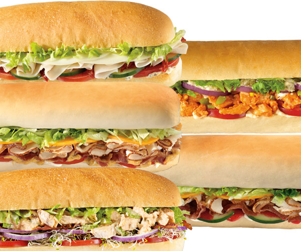 Erbert &amp; Gerbert's New Sandwiches Subs