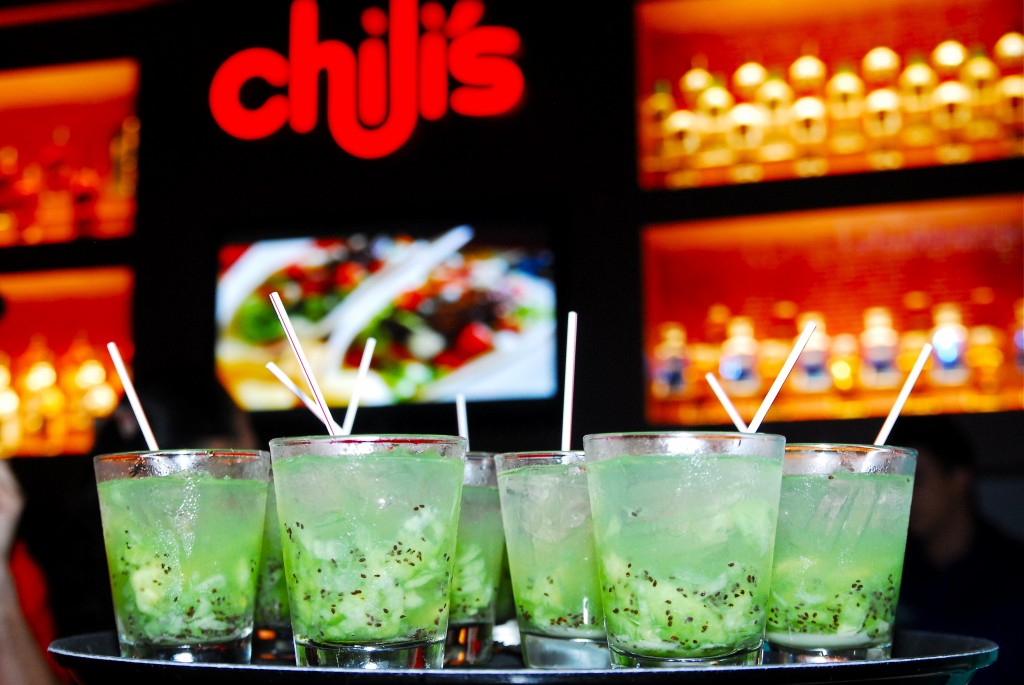 Chili's Caipirinha Drink Beverage Brazil FOODBEAST