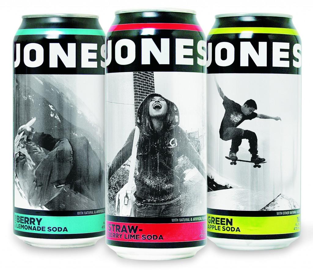 Jones Soda 16 Ounce Oz Cans