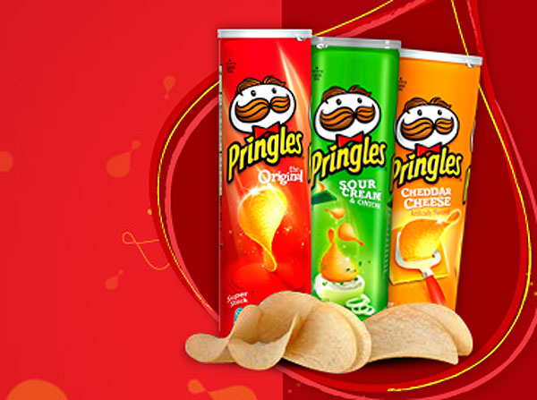 Are Pringles Potato Chips?