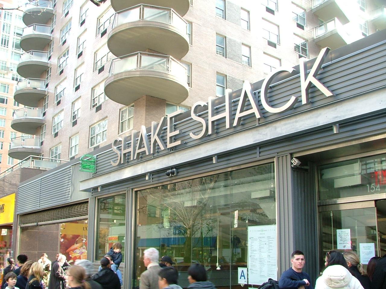 Shake Shack, Artichoke, Pommes Frittes & Momofuku Milk Bar