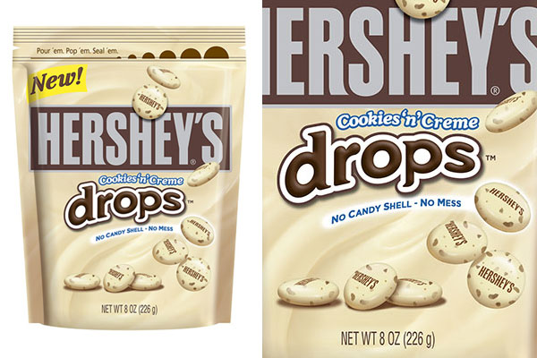 Hershey's Chocolate Unveils 4 New Chocolate Products
