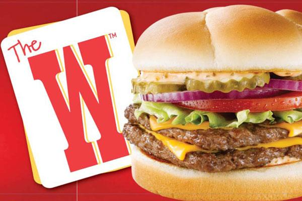 Wendyes Burger http://foodbeast.com/content/2011/11/15/the-w-wendys-newest-burger-to-debut-in-december/