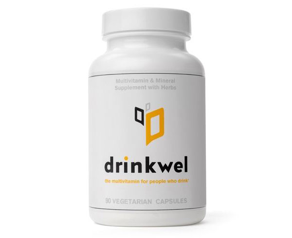 Multivitamin with alcohol