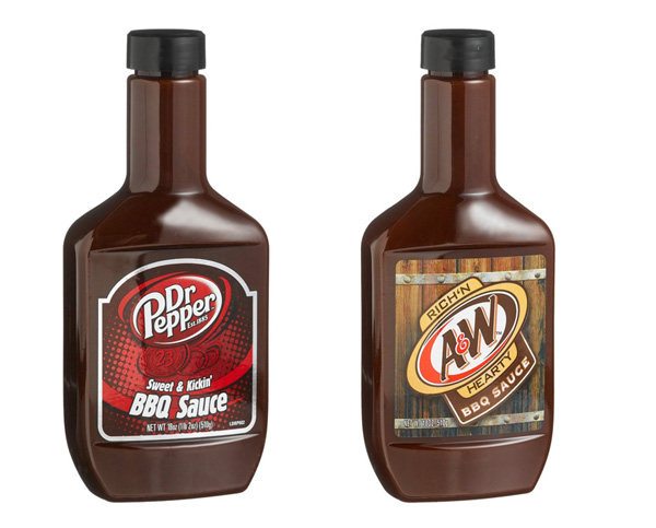 ... Little Pop to Your Super Bowl Grub with Dr. Pepper and A&W BBQ Sauce