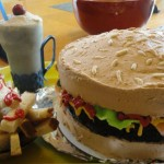 hamburger-cake-fries-shake-laura