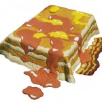 pancake-dripping-quilt-bedding