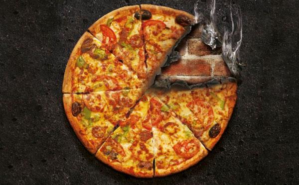 Pizza Roulette - La ruleta italiana