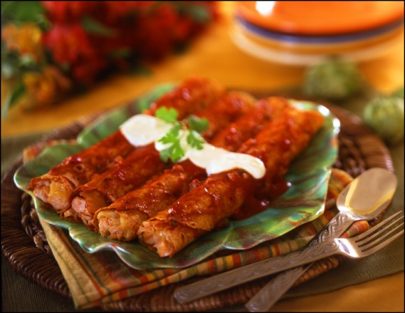 grilled salmon enchilada recipe