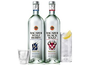 BACARDI U.S.A., INC. WOLF BERRY AND BLACK RAZZ