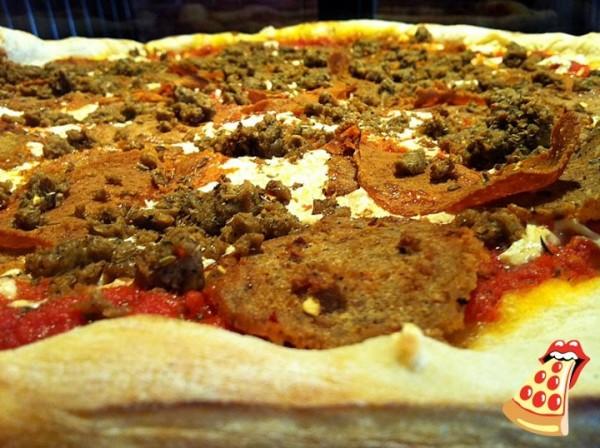seitan satan meets jesus pizza pizzanista vegan