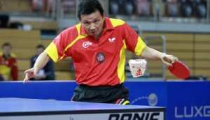 Zhiwen He&#039;s key to success in the Olympics was Chinese food.