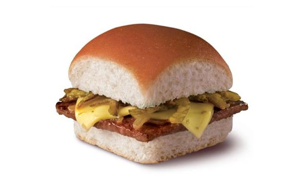 White castle launches crispy jalape o cheese sliders and fries for White castle double fish slider with cheese