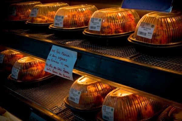 Rotisserie Market Chickens