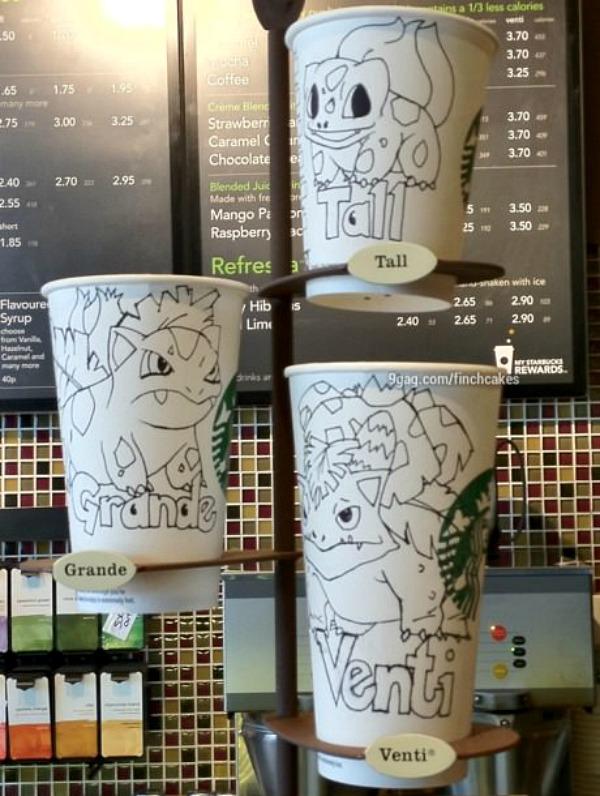 Pokemon-Starbucks
