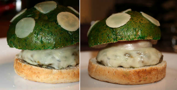 mushroomburger