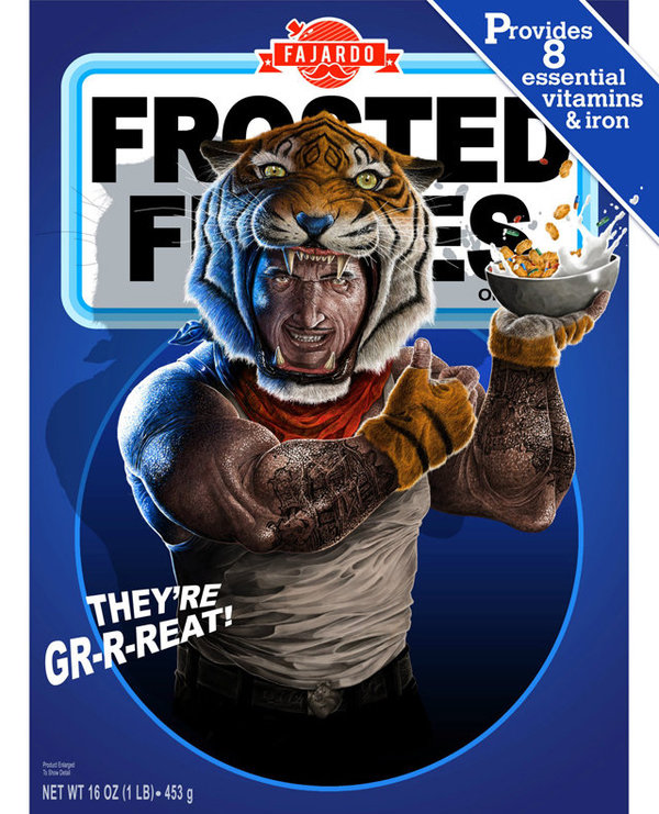 Take A Look At These Frighteningly Realistic Versions Of Kid S Cereal Mascots
