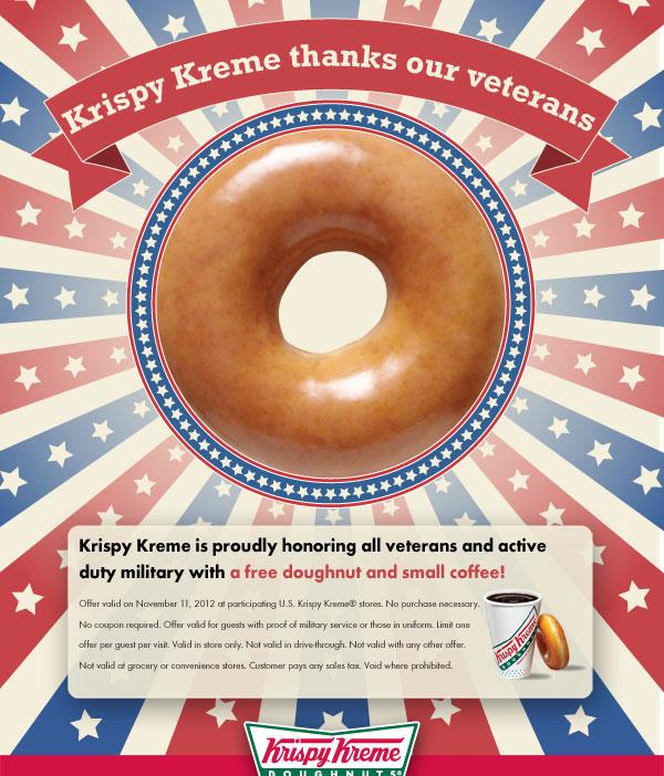Krispy-Kreme-Veterans-Free-Donuts