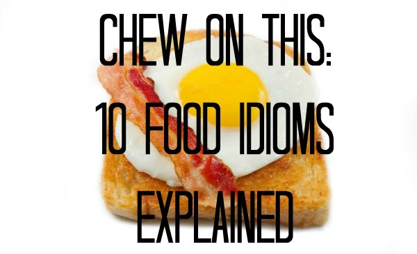 food idioms-bacon