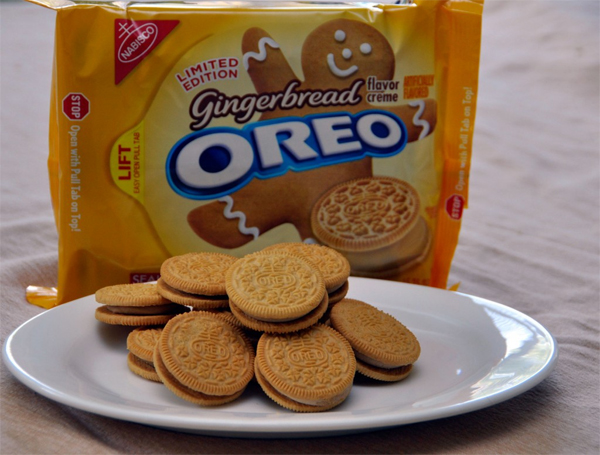 gingerbreadoreos