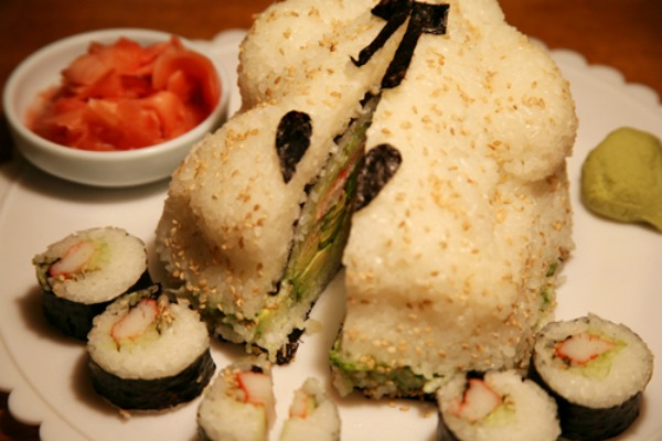 sushi-turkey