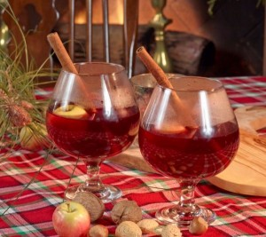 Muldoon's Wassail Holiday Beverage Cocktail
