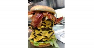 Carl's Jr's monstrous tribute to 12/12/12
