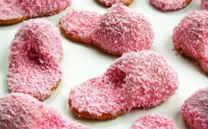 pink-fuzzy-slipper-cookies