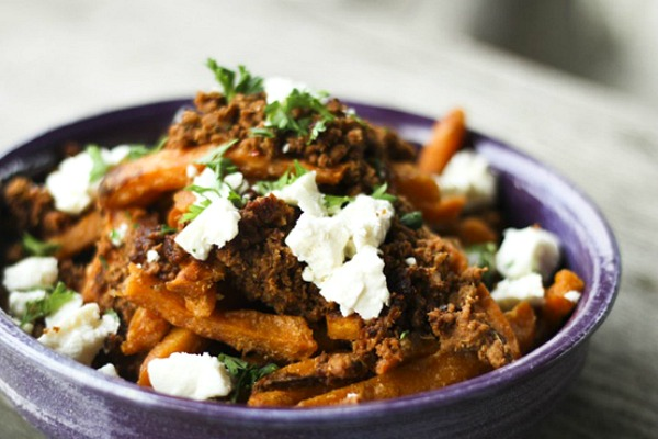 Mexican-Poutine